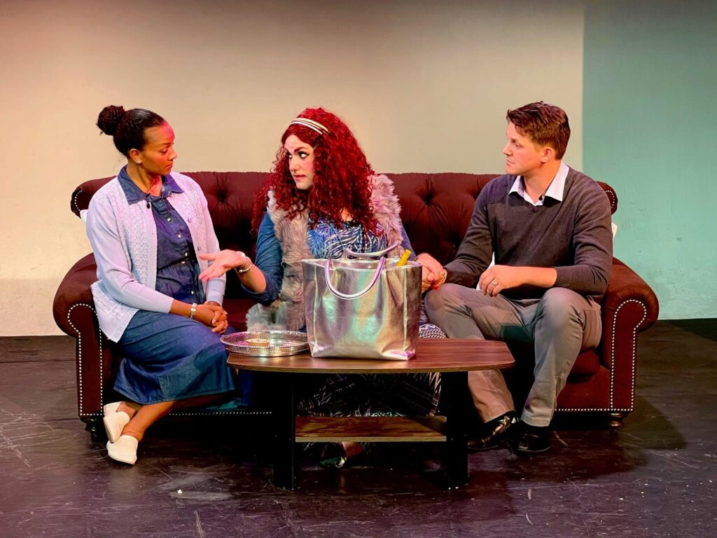 Wanda's Visit, part of Durang! presented by Crown City Theatre Company